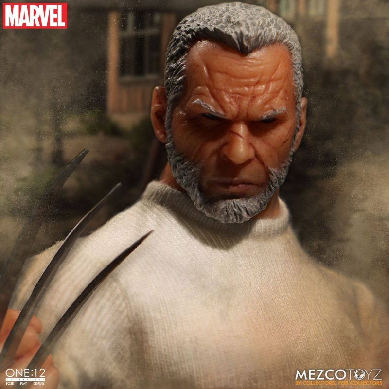 Marvel Universe Actionfigur 1/12 Old Man Logan 15 cm