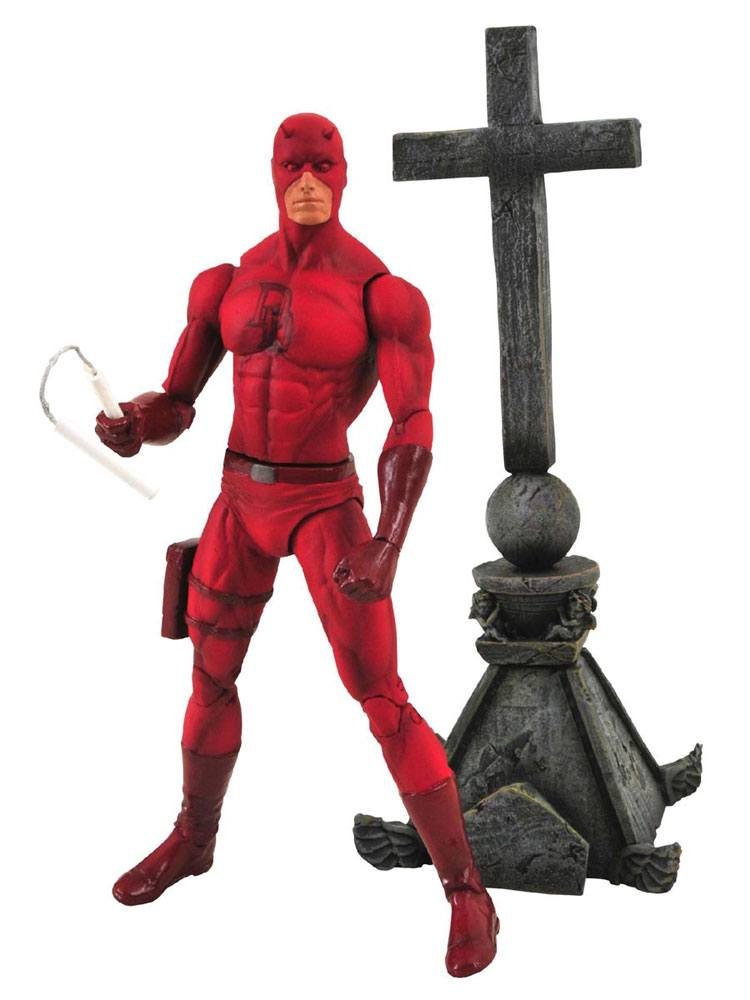 Marvel Select Actionfigur Daredevil 18 cm