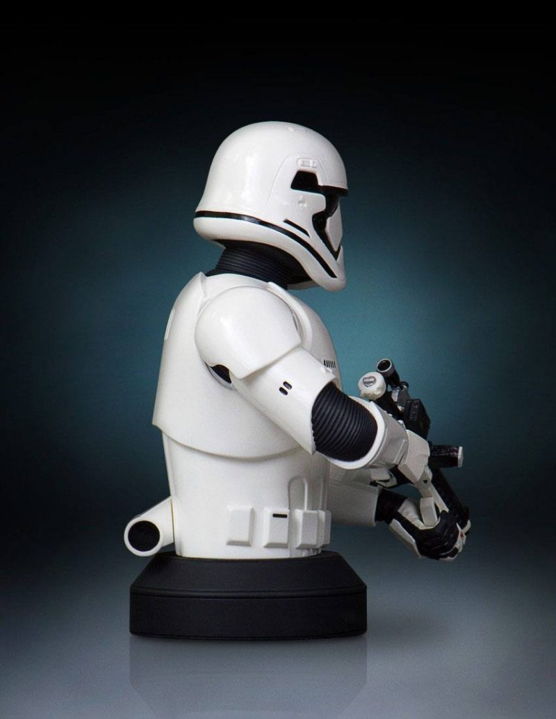 Star Wars Episode VII Büste 1/6 First Order Stormtrooper Deluxe MB 16 cm