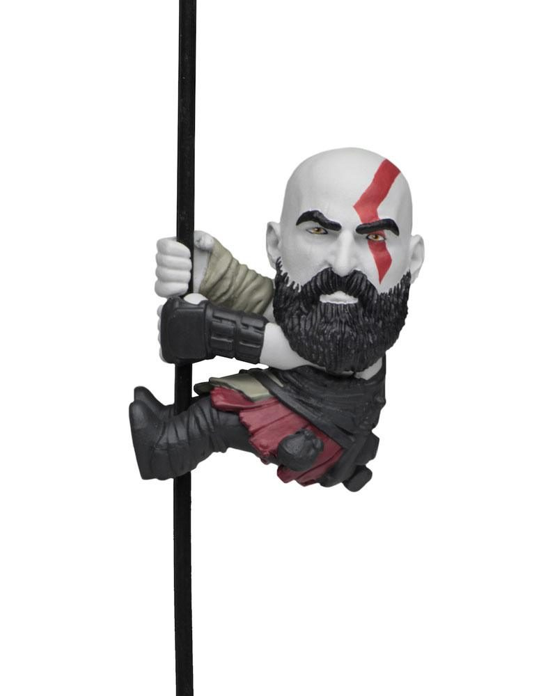 5 cm Scalers Figur Kratos ca God of War 2018
