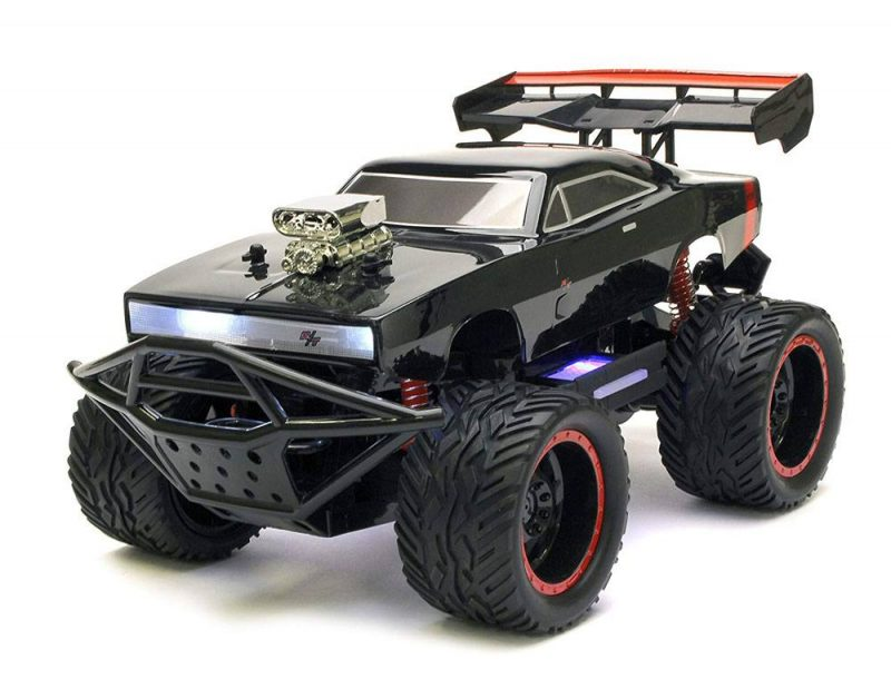 Rc Offroad Furious Dodge Fastamp; Elite 112 Charger Auto 1970 bv6yYf7g