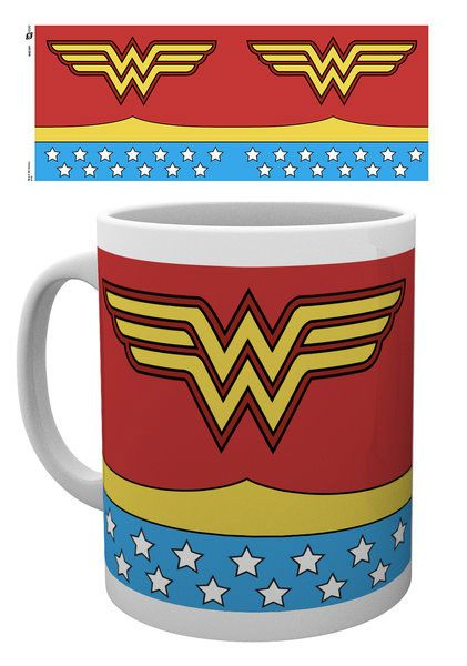 DC Comics Tasse Wonder Woman Costume