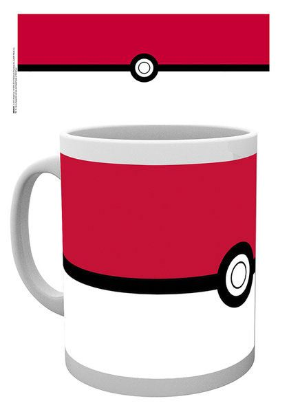 Pokemon Tasse Pokeball