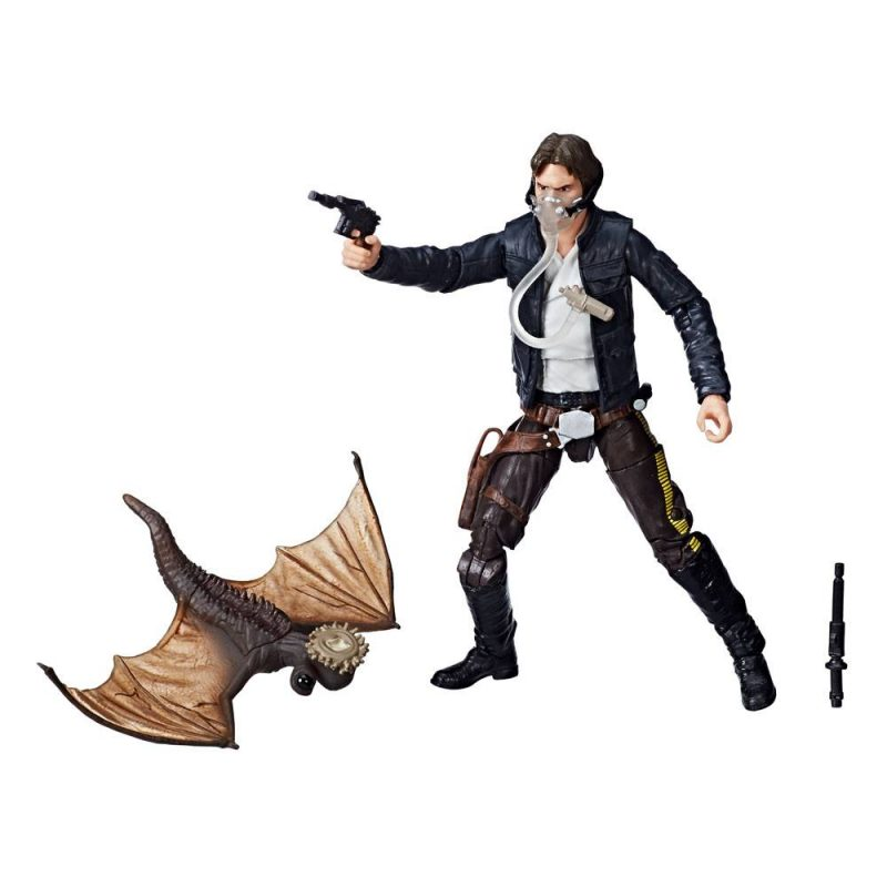 Star Wars Episode V Black Series Actionfigur 2018 Han Solo Exogorth Escape Exclusive 15 cm