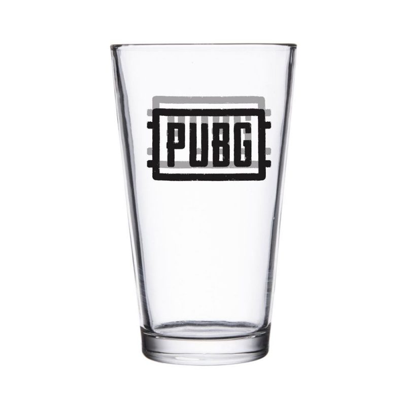 Playerunknown's Battlegrounds (PUBG) Glas Logo