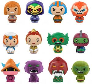 Masters of the Universe Pint Size Heroes Minifiguren 6 cm Display (24)