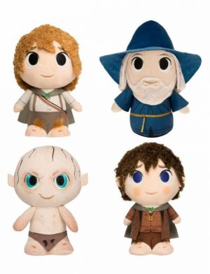 Herr der Ringe Super Cute Plushies Plüschfiguren 18 cm Display Wave 1 (6)