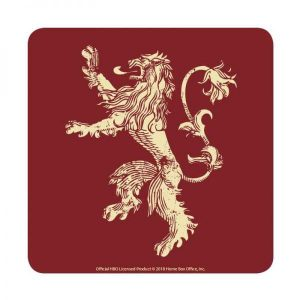 Game of Thrones Untersetzer Lannister Umkarton (6)