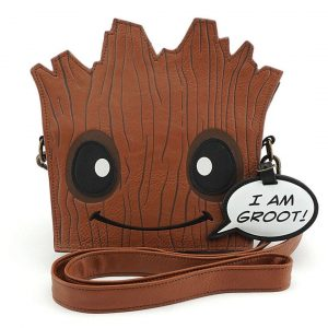 Marvel by Loungefly Shoulder Bag Groot (Guardians of the Galaxy)