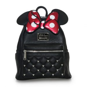 Disney de la motxilla de Loungefly Minnie Bow