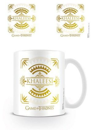 Game of Thrones Tasse Khaleesi