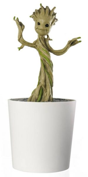 Guardians of the Galaxy Marvel Heroes Spardose Baby Groot Previews Exclusive 28 cm
