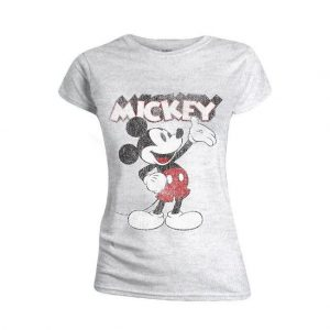 Mickey Mouse Girlie T-Shirt Present