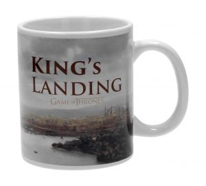 Game of Thrones Tasse King's Landing