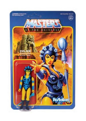 Masters of the Universe ReAction Actionfigur Wave 4 Evil-Lyn 10 cm