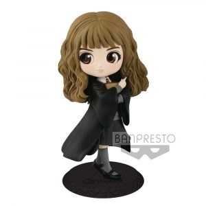 Harry Potter Q Posket Minifigure Hermione Granger Versió de color normal 14 cm