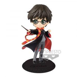 Harry Potter Q Posket Minifigure Harry Potter Una versió en color normal 14 cm