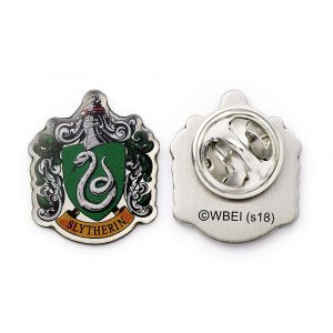 Harry Potter Botó Slytherin Crest