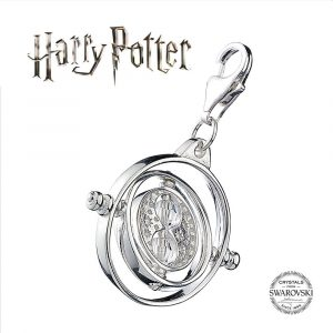 Harry Potter x Swarovksi privjesak Time Turner
