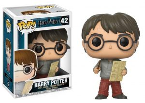 Harry Potter POP! Pel·lícules Figura de vinil Harry Potter amb merodeadores Mapa 9 cm