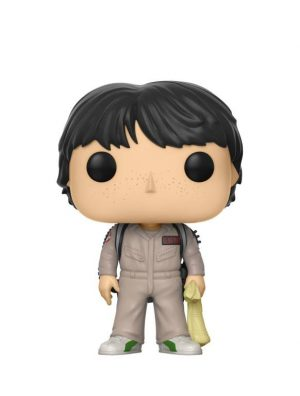 Stranger Things POP! TV Vinyl Figur Mike Ghostbuster 9 cm
