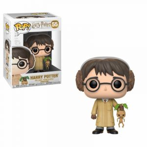 Harry Potter POP! Pel·lícules Figura de vinil Harry Potter (Herbologia) 9 cm