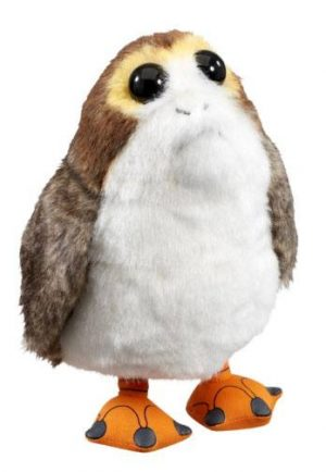 Star Wars Episode VIII Plüschfigur mit Sound Porg 22 cm