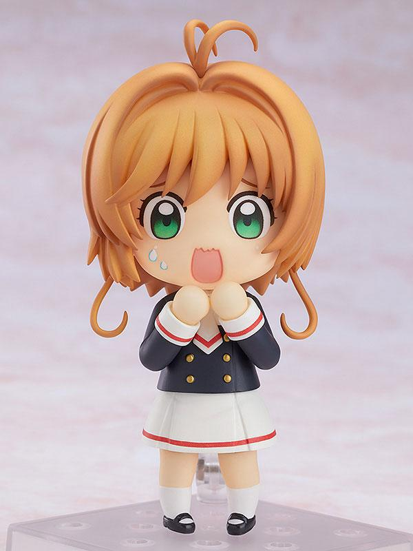 Cardcaptor Sakura Clear Card Nendoroid Actionfigur Sakura Tomoeda Junior High Uniform Ver. 10 cm