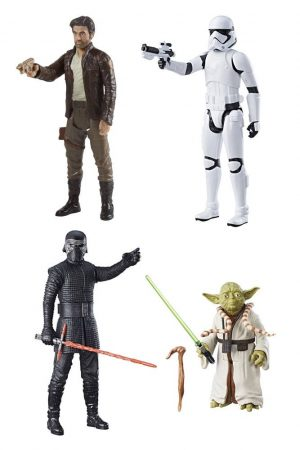 Star Wars Hero Series Actionfiguren 30 cm 2017 Sortiment (8)