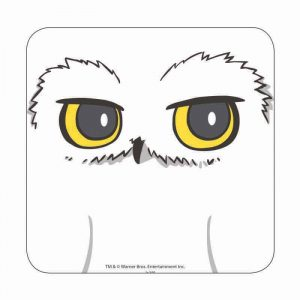 Harry Potter Coaster Hedwig Outer Carton (6)