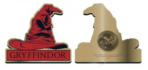 Harry Potter Botó Botó Gryffindor Sorting Hat Box (12)