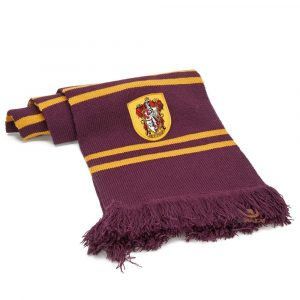 Bufanda Harry Potter Gryffindor 190 cm