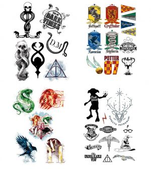 Tatuatges Harry Potter 35