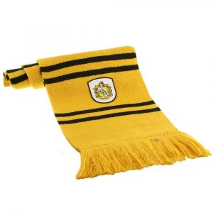 Bufanda Harry Potter Hufflepuff 190cm