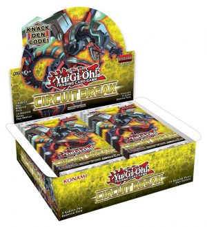 Yu-Gi-Oh! Circuit Break Booster Display (24) *Deutsche Version*