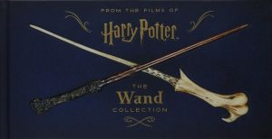 Harry Potter Buch The Wand Collection Lootcrate Exclusive *Englische Version*