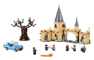 LEGO® Harry Potter ™ - The Whomping Willow per Hogwarts ™