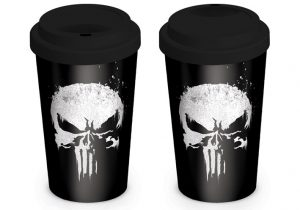 Punishisher Travel Mug Skull