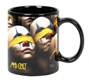 American Horror Story Cult Tasse Clowns