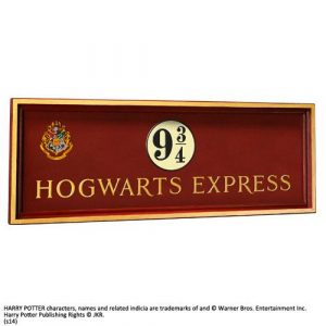 Decoració de la paret de Harry Potter Hogwarts Express 56 x 20 cm