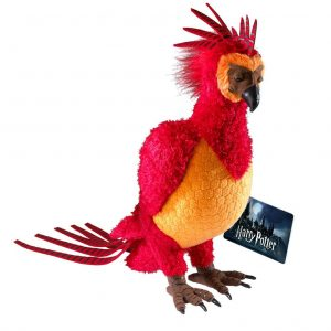 Harry Potter Collectors Plüschfigur Fawkes 30 cm