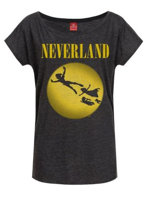 Peter Pan Girlie T-Shirt Neverland