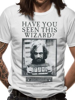 Harry Potter T-Shirt Sirius Poster