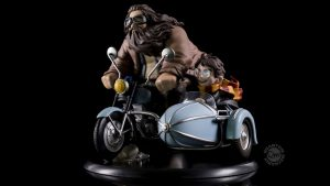 Harry Potter Q-MAX MAX Diorama Harry Potter i Rubeus Hagrid 15 cm