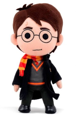 Harry Potter Q-Pal Plush Figure Harry Potter 20 cm