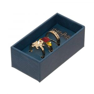 Harry Potter Ringe 3-Set Gryffindor