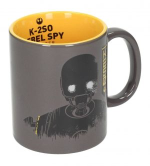 Star Wars Rogue One Mug K-2S0