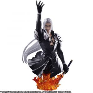Final Fantasy VII Static Arts Büste Sephiroth 19 cm