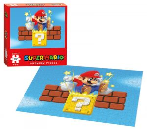 Super Mario Bros. Puzzle Ground Pound