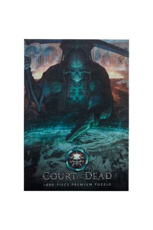 Court of the Dead Puzzle The Dark Shepherd's Reflection